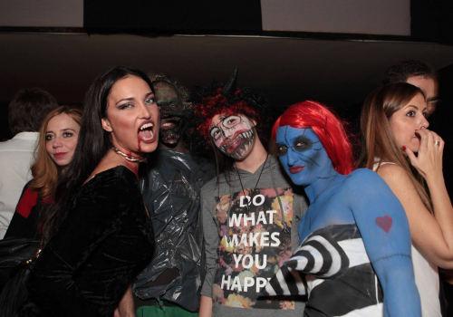 Jägermeister Halloween 2014. Ponoćni cirkus